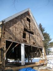 """Saving"" the old barn"