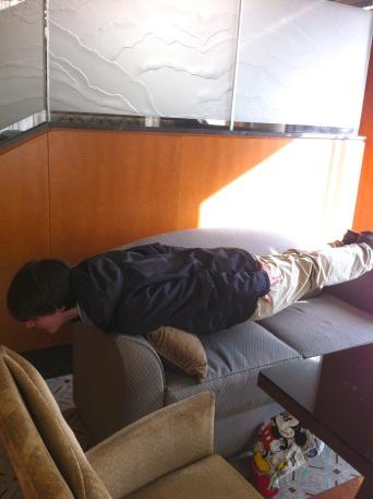 sam planking